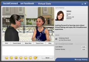 3d virtual dating sites